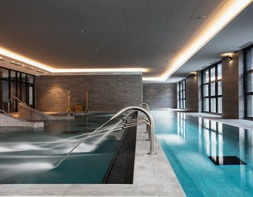 Summer » Le Grand Spa Thermal of Brides-les-Bains